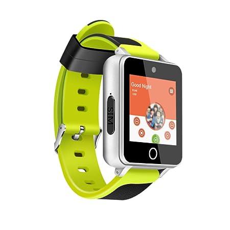 HUIGE Smart Watch 1,54 Pulgadas de Pantalla Grande 3G Pulsera ...