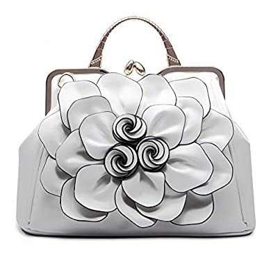 SUNROLAN Women's Evening Clutches Handbags Formal Party Wallets Wedding Purses Wristlets Ethnic Totes Satchel