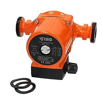 Favorit Umwälzpumpe IBO OHI 25-60/180 Heizungspumpe Pumpe Warmwasser VO74