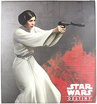 Star Wars: Princess Leia Dice Binder