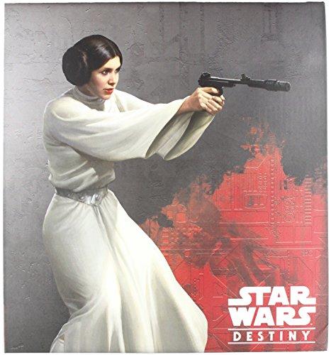 Star Wars: Princesa Leia Dice - Archivador