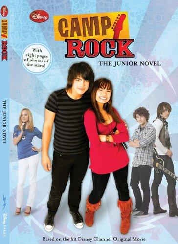 Camp Rock The Junior Novel (Junior Novelization)