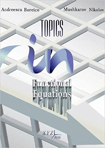 Amazon topics in functional equations 9780979926990 titu amazon topics in functional equations 9780979926990 titu andreescu iurie boreico oleg mushkarov nikolai nikolov books fandeluxe Image collections