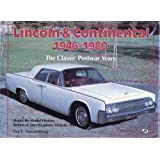Lincoln & Continental 1946-1980: The Classic Postwar Years