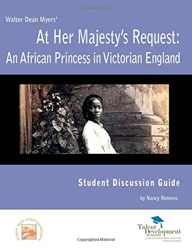 At Her Majesty's Request Student Discussion Guide ebook
