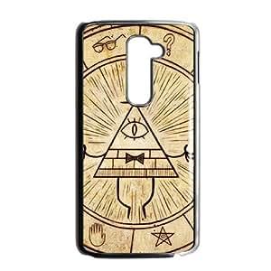 Happy gravity falls illuminati Phone Case for LG G2