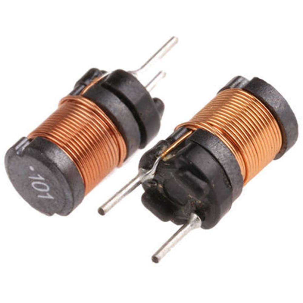 Inductors; Fixed; WE-TI RadXtnd Ld8012 WW100uH 1.5A .3Ohm - Pack of 20
