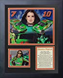 """Legends Never Die """"Danica Patrick"""" Framed Photo Collage, 11 x 14-Inch"""