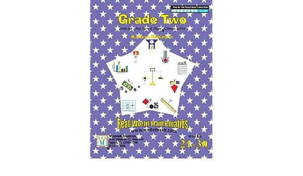 Grade Two Real World Mathematics - 2nd Grade Math Worksheets ...