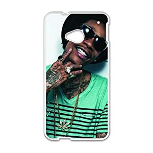 wiz khalifa Phone Case for HTC One M7