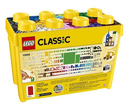 lego classic large creative brick box 10698 in the uae. Black Bedroom Furniture Sets. Home Design Ideas