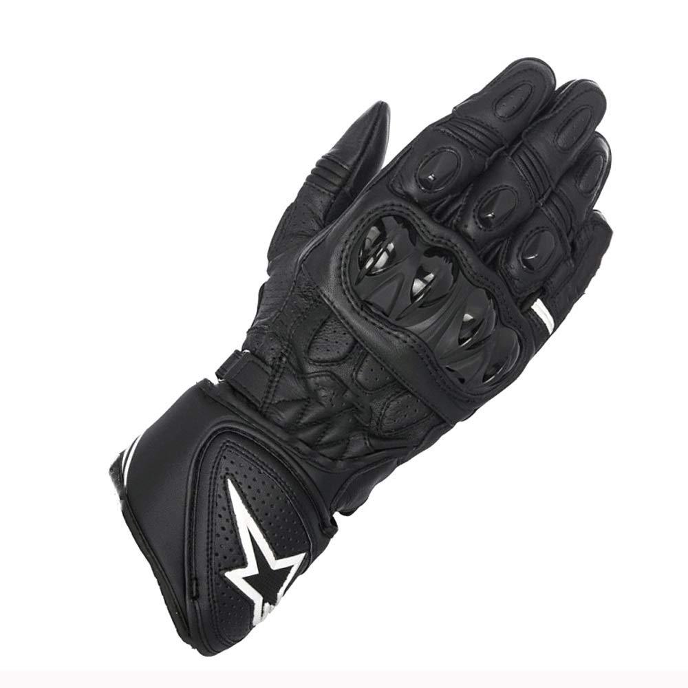 ZXTオートバイレーシングロンググローブ運転オートバイ本革手袋乗馬騎士粉々になりにくい手袋 B07QGW3N16 B07QGW3N16 L ブラック L L l L l|ブラック, JEANS FACTORY Online Shop:d1285e3e --- amlakpuya110.ir