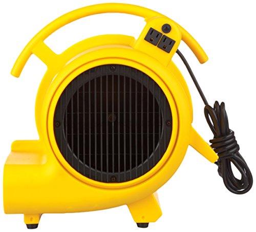 Shop-Vac Shop-Air a Company 1030400 1000 CFM Air Mover, Yellow (Vac Shop Mini Mighty)