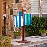 Sanibel Poolside & Spa Towel Rack