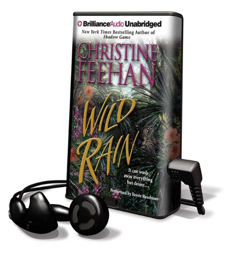 Wild Rain [With Earbuds] (Playaway Adult Fiction)