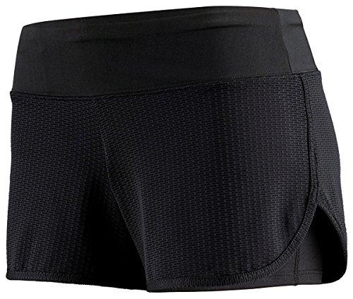 Augusta Sportswear Women's Sadie Short, Black/Black, XX-Large by Augusta Sportswear