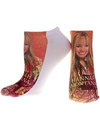 Hannah Montana - Girls Flowers Socks