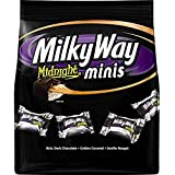 Milky Way Midnight Minis 8.9 ounce bags (4 Bags)
