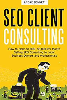 SEO CLIENT CONSULTING Consulting Professionals ebook product image