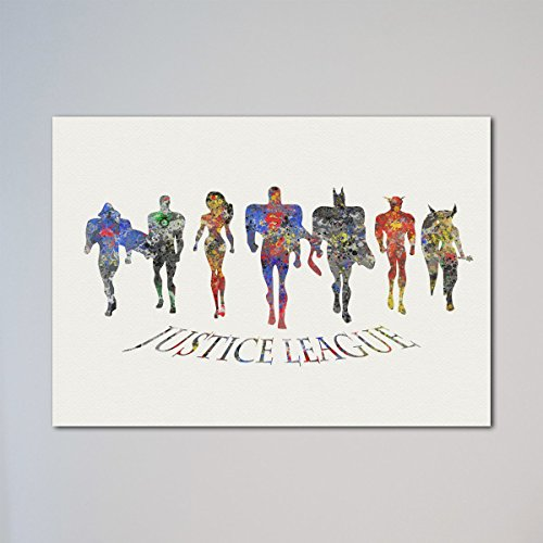 Justice League Print ()