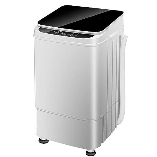 como Lavadora semiautomática Portátil Compacta 4.5 kg Lavadora ...