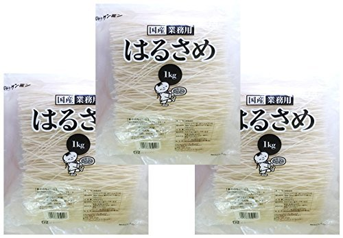 Grocery store underlying strength domestic business for vermicelli 1kgX3 bags by Unknown