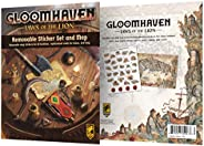 Gloomhaven: Jaws of The Lion Removable Sticker Set &