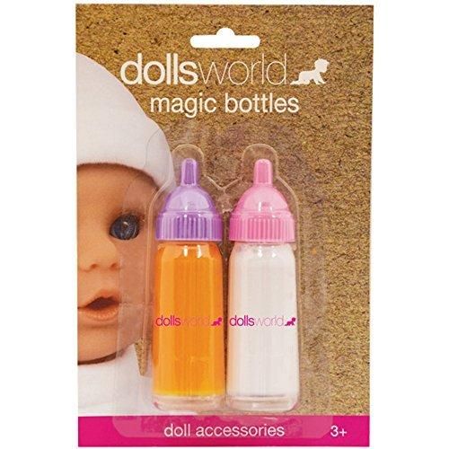 dollsworld 8706 Magic Bottles