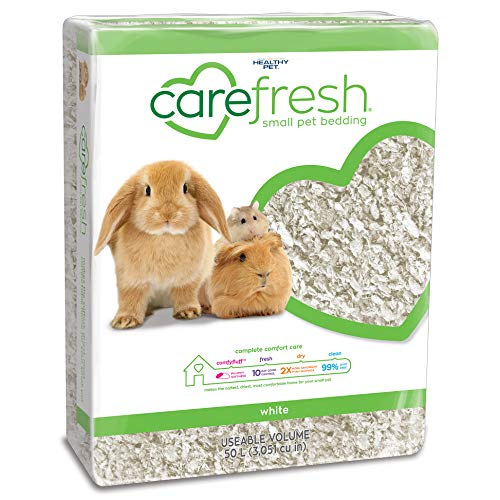 carefresh Complete Natural Paper Bedding for Small Animals, 50 L ()