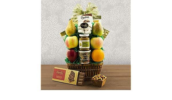 Amazon.com : Thoughts & Prayers Kosher Shiva Gift Basket : Gourmet Fruit Gifts : Grocery & Gourmet Food