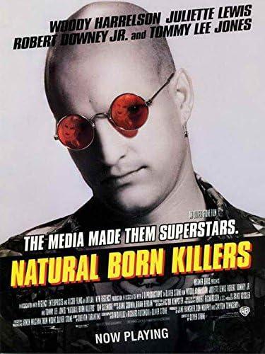 Natural Born Killers Classic Large Movie Poster Print Antiquitäten & Kunst  mobil-honda Kunst