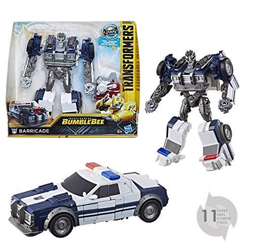 - Transformers: Bumblebee -- Energon Igniters Nitro Series Barricade