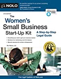img - for Women's Small Business Start-Up Kit, The: A Step-by-Step Legal Guide book / textbook / text book