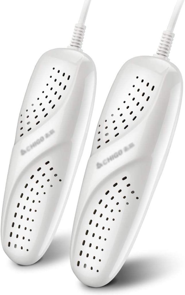 Secadora de zapatos Desodorización y desinfección de secadoras de calzado para el hogar Calzado multiusos Calzado térmico Integración telescópica Adecuado para su calzado con botas botas guantes Secad