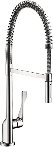 AXOR Citterio Luxury 1-Handle Kitchen Faucet