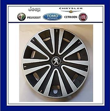PSA - Pieza para Peugeot 2010 en adelante, 15 Pulgadas, neumático X1 96769704VT: Amazon.es: Coche y moto