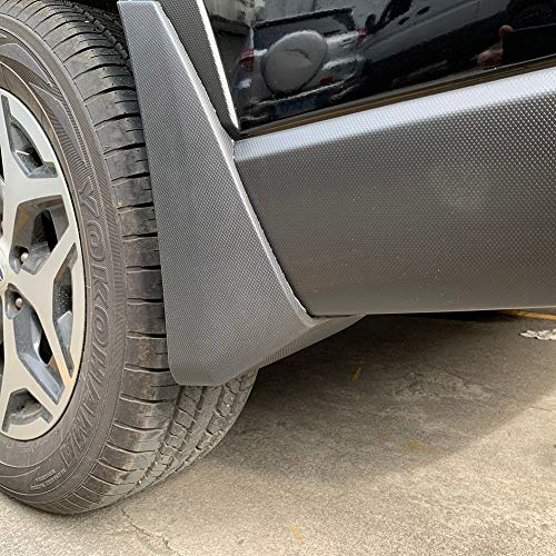 (Beautost Fit for Subaru New Forester 2019 Mud Flaps Splash Guard Fender Mudguard)