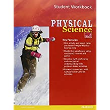 AGS PHYSICAL SCIENCE 2012 STUDENT WORKBOOK GRADE 6/12
