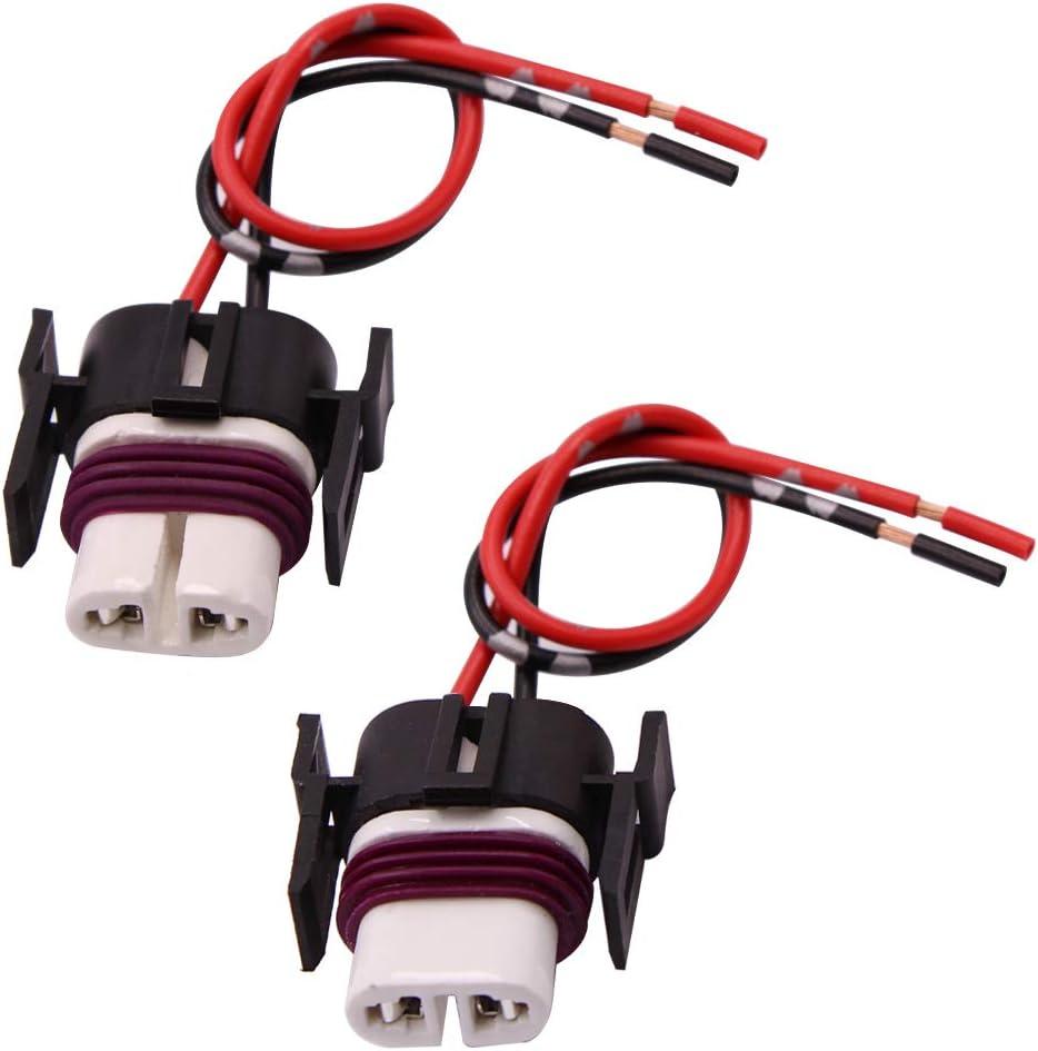 pontiac g6 headlight wiring harness amazon com gzxy h11 h8 880 881 high temperature ceramic wire 2010 pontiac g6 headlight wiring harness h11 h8 880 881 high temperature ceramic