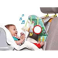 Taf Toys Play & Kick Car Seat Toy | Baby's Activity & Entertaining Center, Fo...