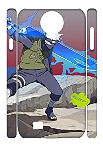 Plastic Fashion Phone Case Back Cover Samsung s4 3D,phone case for Cool NARUTO.