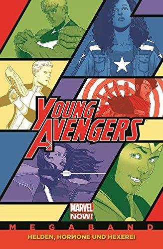 Young Avengers: Megaband 1: Helden, Hormone und Hexerei