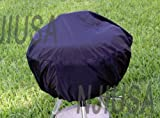 Cheap BBQ Grill Cover fits George Foreman 15 Serving Indoor and Outdoor round GGR240L :New by WW shop