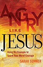 Angry Like Jesus: Using His Example to Spark Your Moral Courage