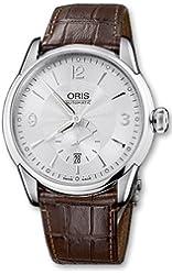 Oris Artelier Small Second, Date Mens Watch 623 7582 40 71 LS