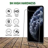 [4 Pack] QHOHQ 2 Pack Tempered Glass Screen