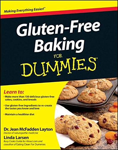 Gluten-Free Baking For Dummies by For Dummies