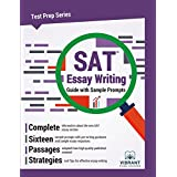 SAT Essay Writing Guide with Sample Prompts (Test Prep Series Book 30)