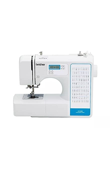 Amazon Brother 40 Stitch Computerized Sewing Machine CE408 New Computerized Sewing Machine