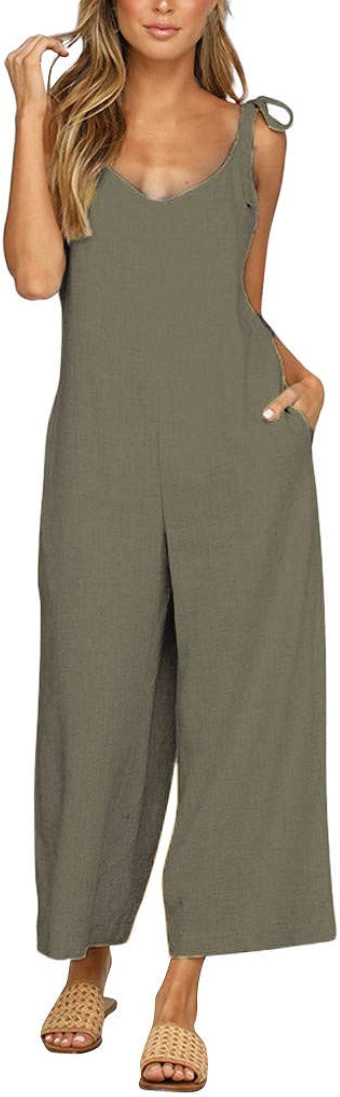 Monos De Vestir Mujer Sunnsean Mujer Mono Elegante Cortos Verano Un Hombro Casual Pantalones Ropa Vestir Cintura Alta Vendaje Ajustado Sexy Trajes Lisos Piernas Anchas Pantalones Verano Monos Amazon Es Ropa Y Accesorios